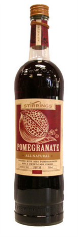 Stirrings Liqueur Pomegranate